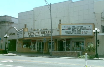 Royalty Theater Clearwater