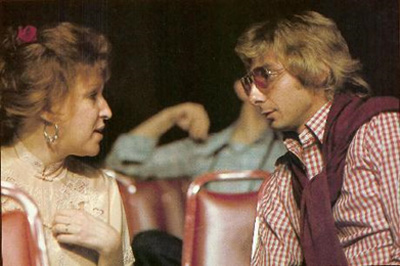 Barry Manilow Bette Midler