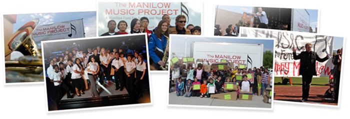 Barry Manilow Music Project