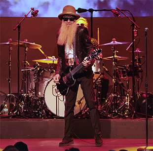 Billy Gibbons Capitol Theatre