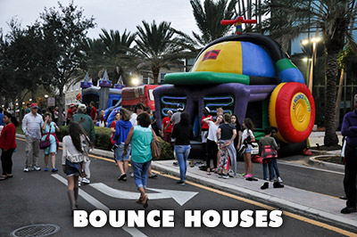 miracle bounce houses