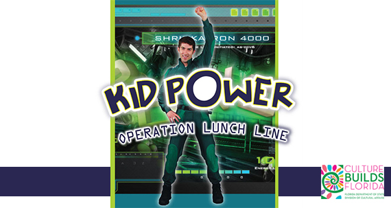 Kid Power Operation Lunch Line