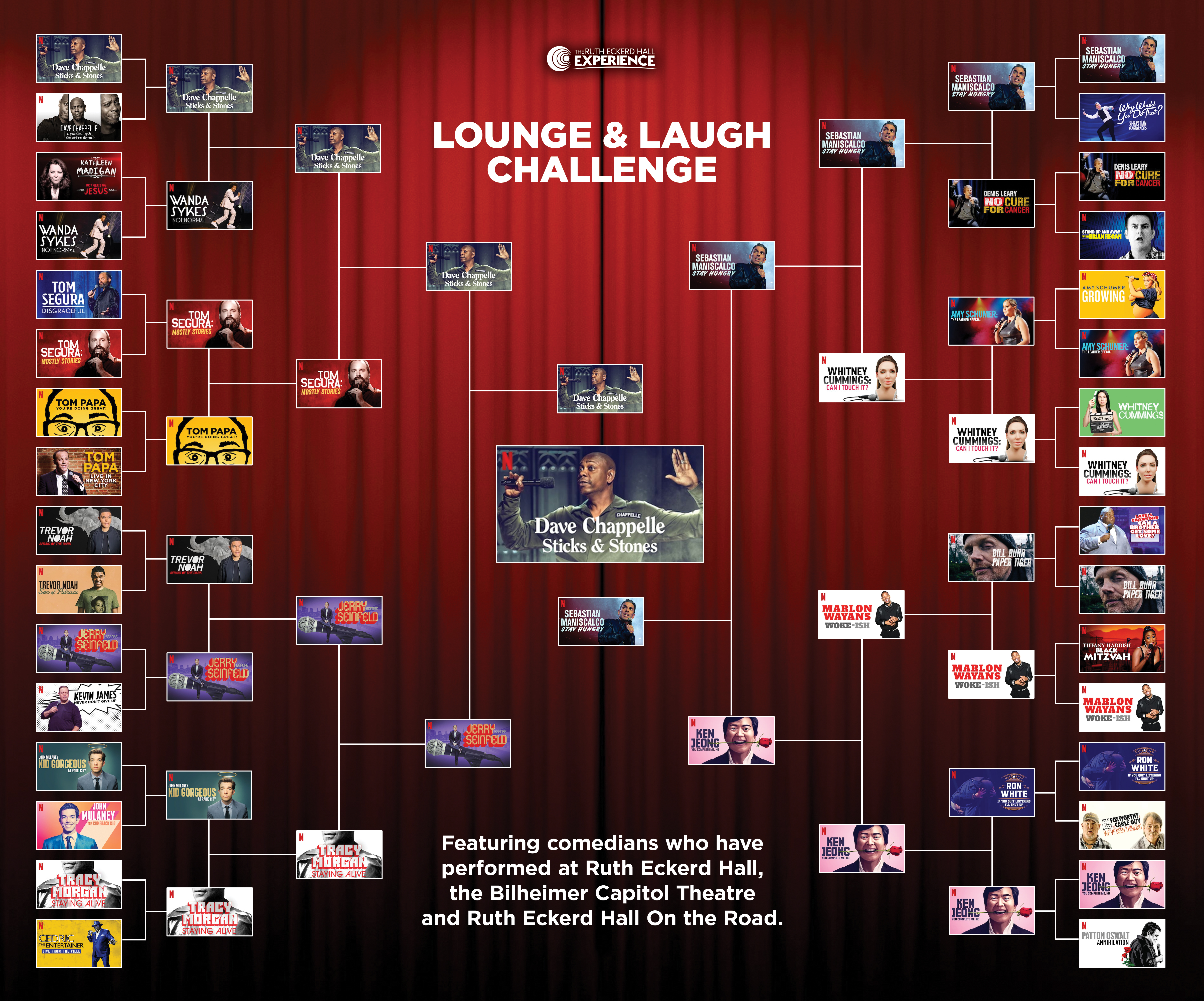 Laugh and Loung Bracket