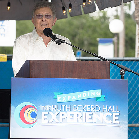 Ruth Eckerd Hall CEO Zev Buffman