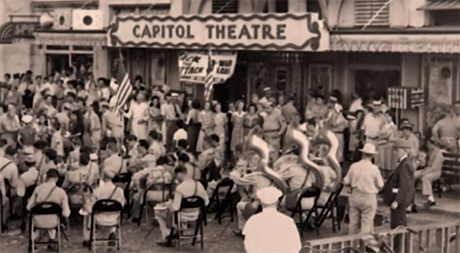 Capitol Theatre Early 1900's