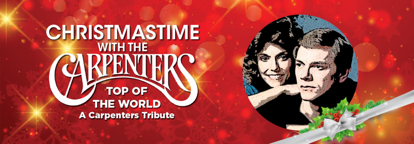 Carpenters Christmas.Christmastime W The Carpenters Ruth Eckerd Hall