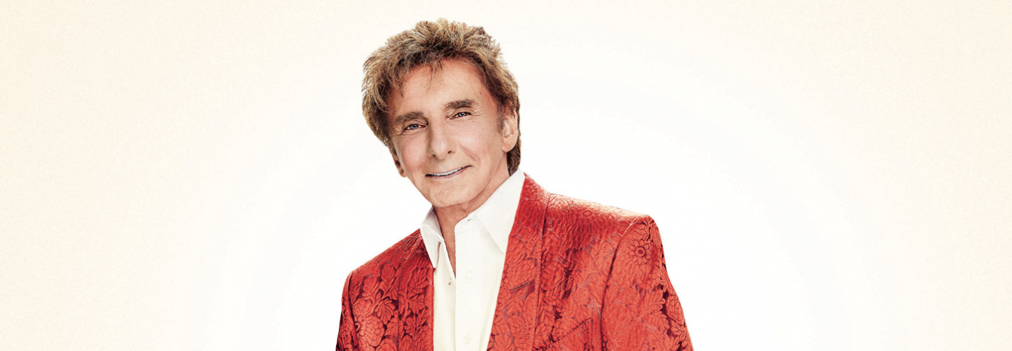 Barry Manilow at Amalie Arena | Ruth Eckerd Hall