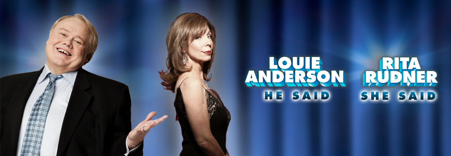 Capitol Theatre Clearwater Fl January 2019 Calendar Rita Rudner & Louie Anderson | Ruth Eckerd Hall