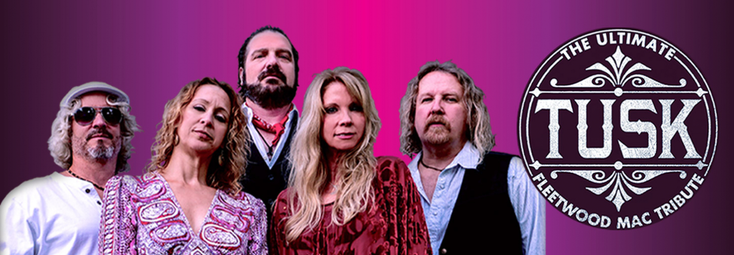 TUSK - Fleetwood Mac Tribute | Ruth Eckerd Hall