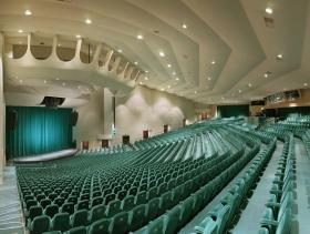 About Ruth Eckerd Hall