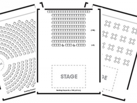 Murray Theatre Seating Chart