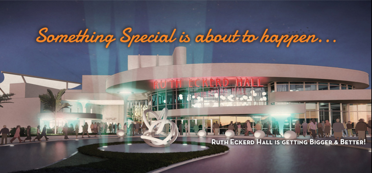 Expanding The Experience Ruth Eckerd Hall